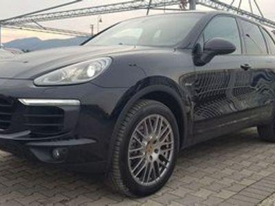 usado Porsche Cayenne 3.0 Diesel nazionale conto vendita unipro. iva esp