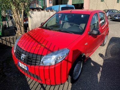 usata Dacia Sandero 1.4 8V GPL