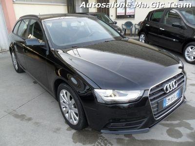 "usata Audi A4 2.0 TDI 143CV F.AP. Advanced ""NAVI"""