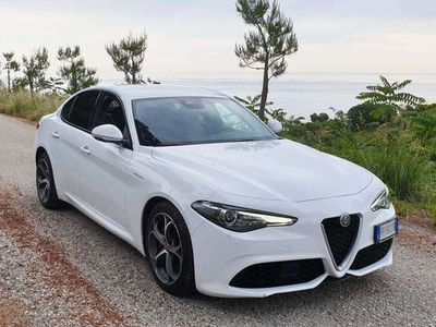 usata Alfa Romeo Giulia VELOCE Q4 AT8