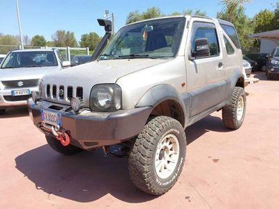käytetty Suzuki Jimny benzina