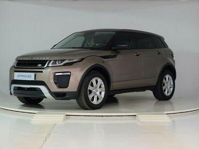 brugt Land Rover Range Rover evoque 2.0 TD4 180 CV 5p. SE