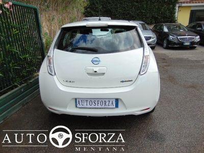 usata Nissan Leaf Elettrico Sincrono Trifase Visia Fle