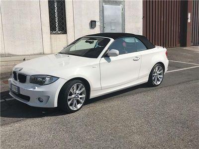 usata BMW 120 Cabriolet D Cabrio(E88)