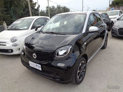 usata Smart ForFour 70 1.0 Passion Twinamic