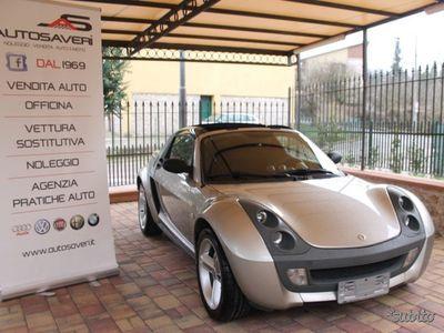 gebraucht Smart Roadster Roadster 700(60 kw) passio