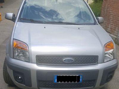 used Ford Fusion 1.4 Tdci 5p. Titanium