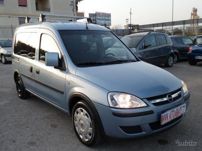 used Opel Combo 1.6 CNG Metano 5P. Tour Enjoy