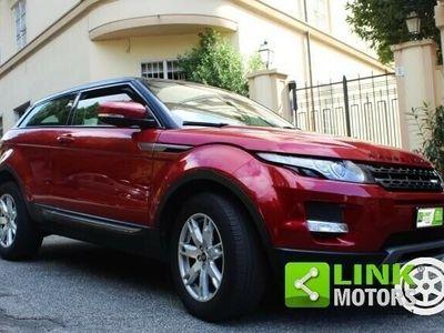 usata Land Rover Range Rover evoque 2.2 TD4 Coupé Prestige, Cambio automatico, Manutenzione curata