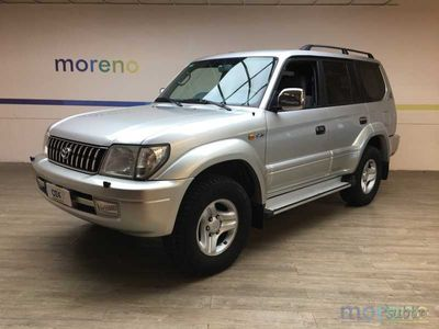 second-hand Toyota Land Cruiser 3.0 kdj95 GX Auto 5p