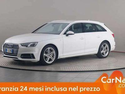 usata Audi A4 Avant 2.0 Tdi S Tronic 140kw Business Sport
