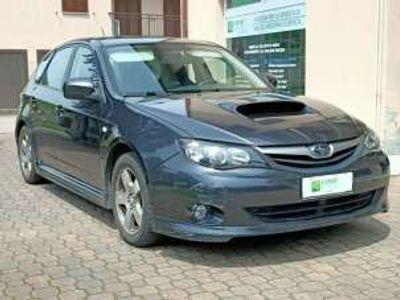 usata Subaru Impreza Due Volumi Diesel