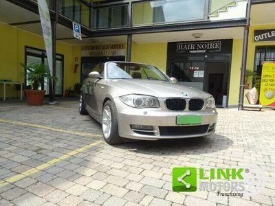 usata BMW 120 Cabriolet 120i Cabrio Eletta