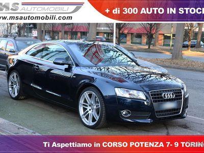 usata Audi A5 2.7 V6 TDI Multitronic S-Line Unicopr...