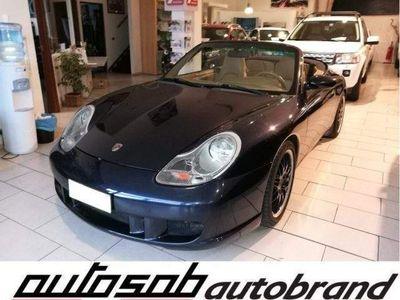 usado Porsche 911 Carrera 4 Cabriolet 996 cat automatica rif. 10673424