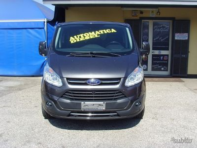 brugt Ford Custom Tourneo2.0 TDCi 170cv TITANIUM 8 POSTI CAMBIO AUTOMATIK