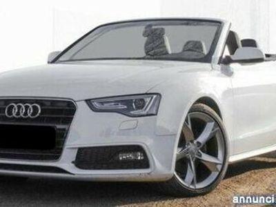 usata Audi A5 Cabriolet 2.0 TDI quattro*S-Line*Alcantara*Garanzia