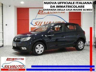used Dacia Sandero 1.0 SCe 12V 75CV - NUOVA UFFICIALE