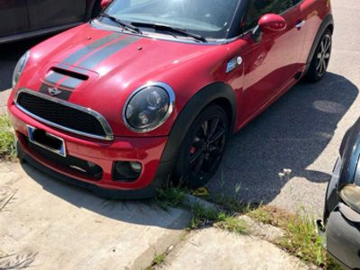 używany Mini John Cooper Works Cabriolet Mini 1.6 John Cooper Works Roadster