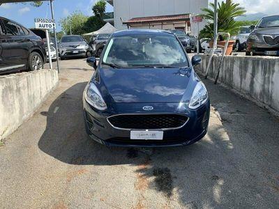 usata Ford Fiesta Plus 1.5 TDCi 5 porte