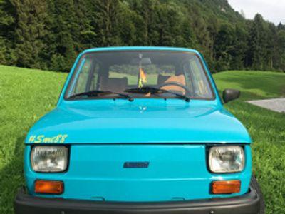brugt Fiat 126 4 personal