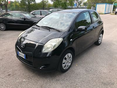 used Toyota Yaris 1.0 VVT 3P Sol - 2008 UnicoProp