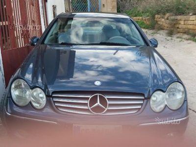 używany Mercedes CLK270 Classecdi elegance coupè