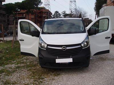 usata Opel Vivaro van passo corto 1.6 cdti 115 cv