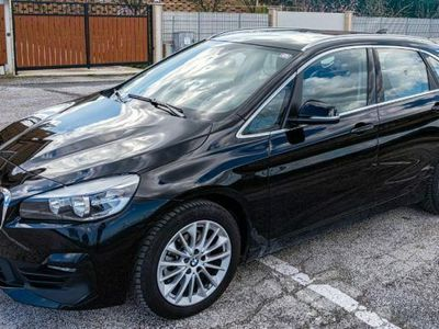 usata BMW 216 Active Tourer d HEAD UP PELLE NAVI KM CERTIFICATI