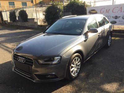 usata Audi A4 2.0 TDI 143CV s-tronic