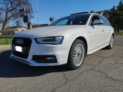 usata Audi A4 Avant 2.0 TDI 150 CV ultra Stronic S-LINE TETTO PA