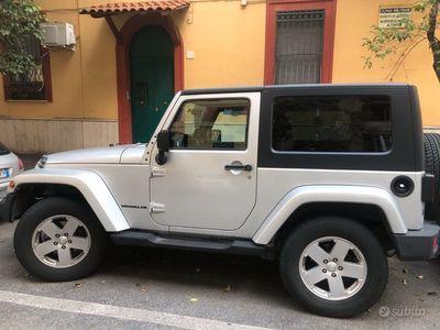 usata Jeep Wrangler Sahara 2.8 CRD