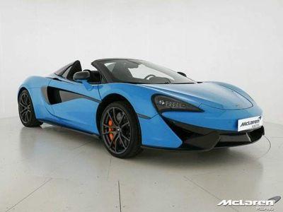 usata McLaren 570S Spider - Milano - List price 300.270?