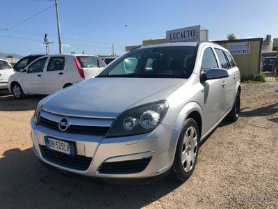 used Opel Astra sw 1.7 cdti