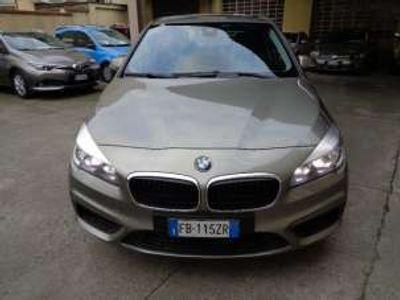 usata BMW 214 Active Tourer d navigatore