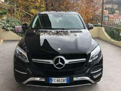 usata Mercedes GLE350 d 4Matic Coupé Premium Plus