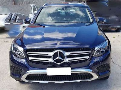 usata Mercedes GLC350 e 4Matic Business