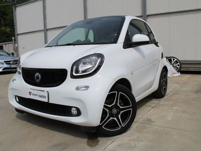 gebraucht Smart ForTwo Coupé 90 0.9 Turbo twinamic Prime