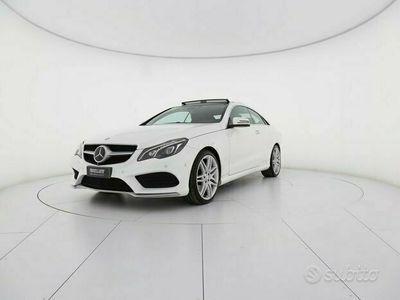 usata Mercedes E250 coup cdi premium