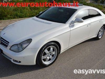 usata Mercedes CLS320 cdi chrome *navi,tetto,pelle,h&k,acrtive suspensio diesel