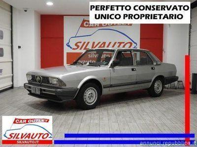 usado Alfa Romeo Alfa 6 Alfetta Alfa2.5 iniezione Quadrifoglio Oro 158CV