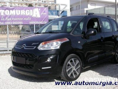 used Citroën C3 Picasso 1.6 hdi 90 exclusive limited diesel