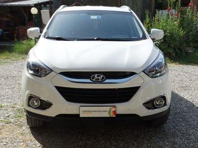 gebraucht Hyundai ix35 iX351.7 CRDi 2WD Xpossible