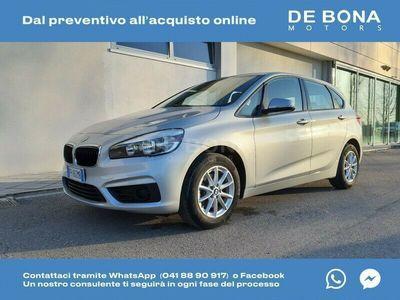 usata BMW 218 d act.tourer auto