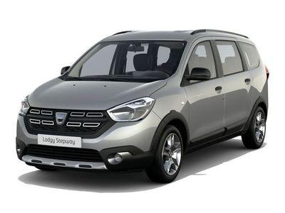 usata Dacia Lodgy 1.5 Blue dCi 8V 115CV Start&Stop 7 posti Stepway