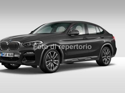 used BMW X4 X4XDRIVE20D M SPORT X