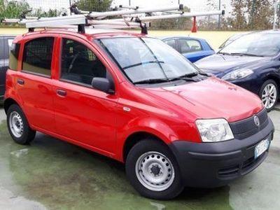usata Fiat Panda 1.3 MJT Van 2 posti con Portascale