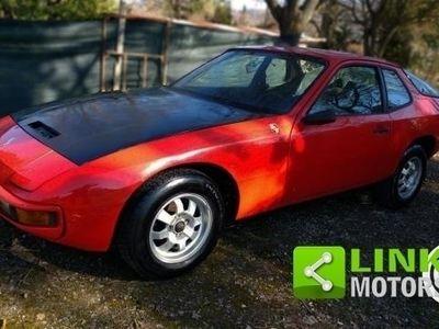 usado Porsche 924 Aspirato Targa, anno 1977, da immatricolare, ottima base di restauro