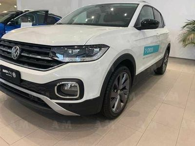 used VW T-Cross - 1.0 TSI 115 CV First Edition BMT nuova a Casoria