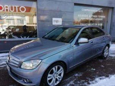 usata Mercedes C200 CDI BlueEFFICIENCY Avantgar FH